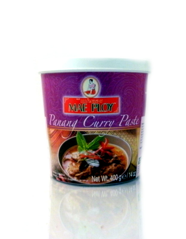 Panang Curry Paste by Mae Ploy | Buy Online at the Asian Cookshop