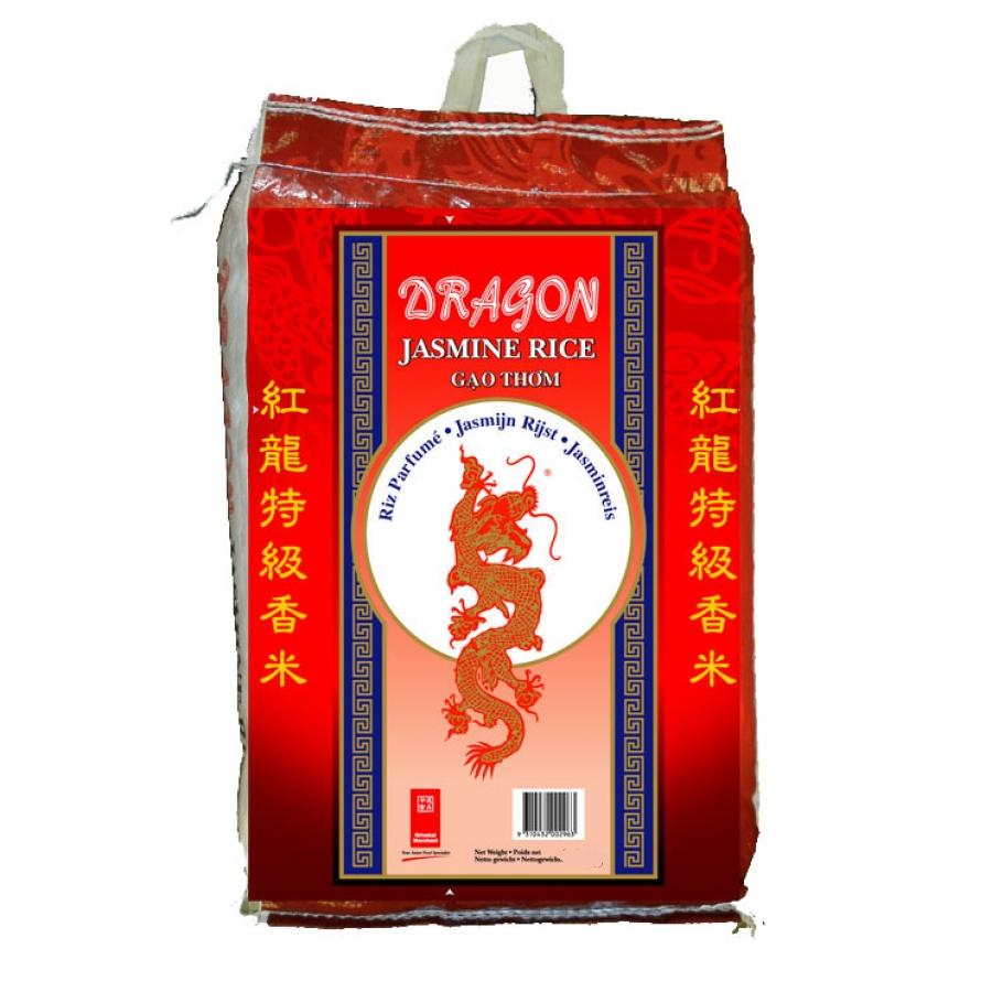 Dragon Jasmine Rice 10kg Buy Online At The Asian Cookshop