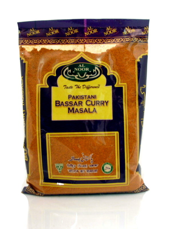 Bassar curry masala buy online at the asian cookshop for Al noor indian cuisine