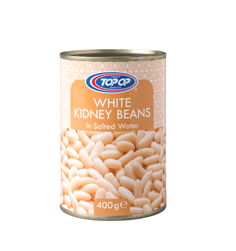 Canned White Kidney Beans Cannellini Buy Online At The Asian Cookshop
