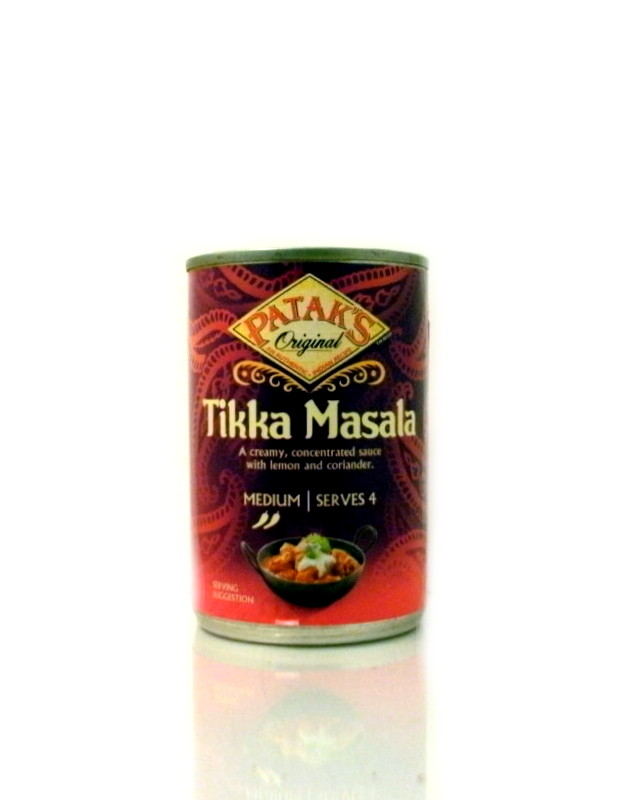 recipe: pataks tikka masala curry sauce [17]