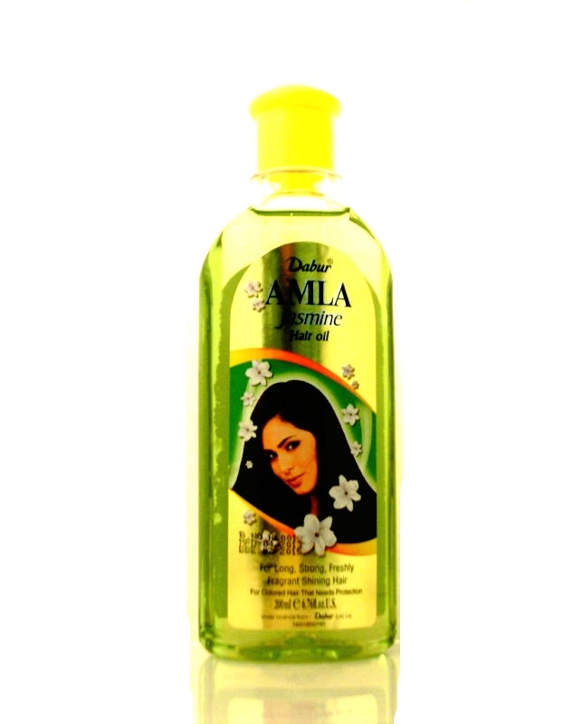 Dabur Amla Jasmine Hair Oil | Buy Online at the Asian Cookshop