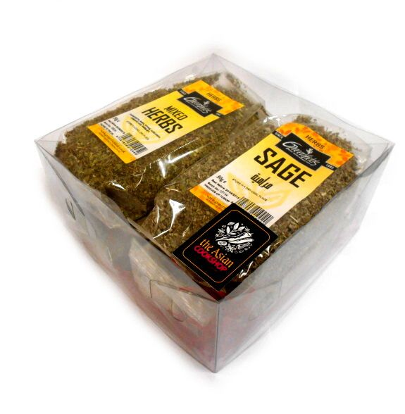 GIFT The Herbs Flavour Box