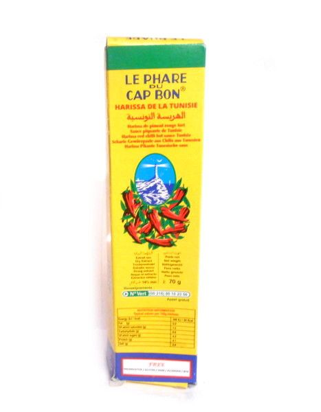 Le Phare Du Cap Bon Harissa Buy Online At The Asian Cookshop