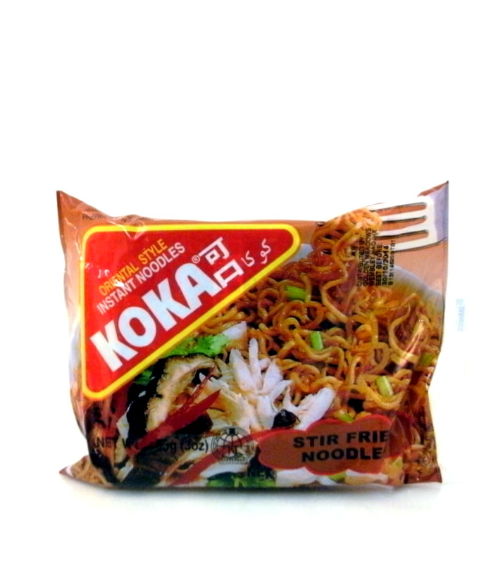 Chinese Noodle Foods