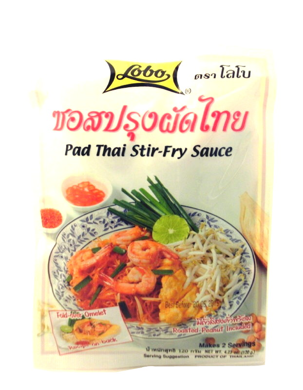 Pad thai stir fry sauce by lobo buy online at the asian for Fish sauce stir fry