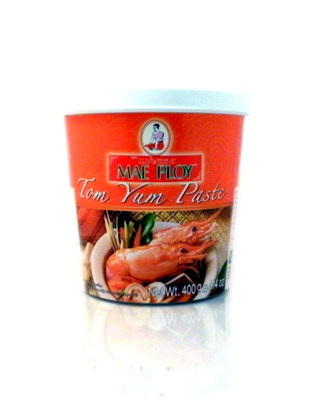 Mae Ploy Tom Yum Paste Buy Online At The Asian Cookshop