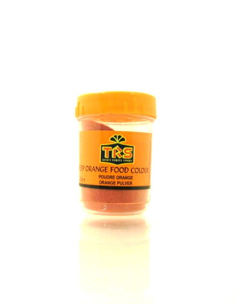 Powder Food Colouring: Orange | Buy Online at The Asian Cookshop