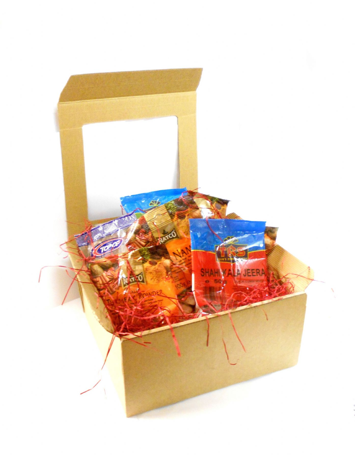 The Indian Christmas Gift Box
